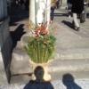 玉敷神社初詣